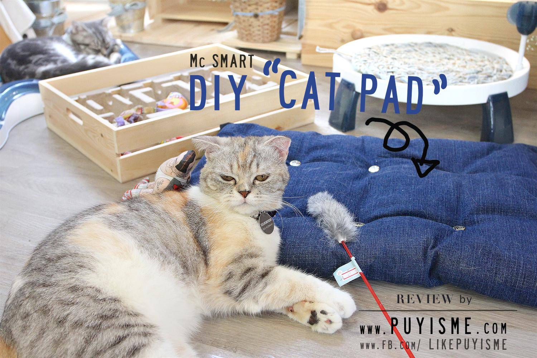 DIY Cat Pad Howto 05
