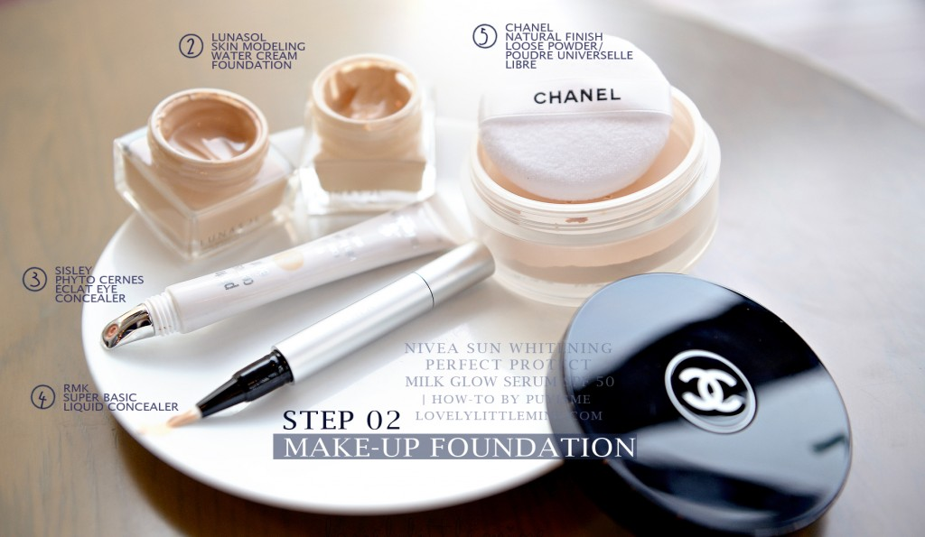 Step02-MakeupFOUNDATION_Nivea-Item